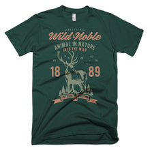 Load image into Gallery viewer, Wild and Noble T-Shirt Made in the USA