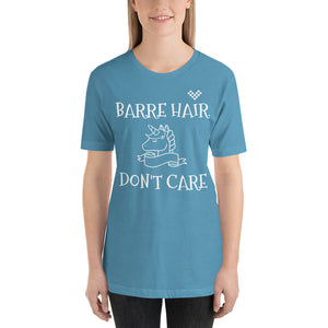 BARRE HAIR DON'T CARE UNICORN STYLE