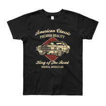 Load image into Gallery viewer, AMERICAN CLASSIC Youth Short Sleeve T-Shirt 8 - 12 YEARS OLD