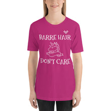 Load image into Gallery viewer, BARRE HAIR DON'T CARE UNICORN STYLE