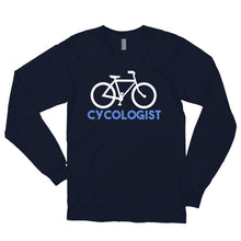 Load image into Gallery viewer, CYCOLOGIST Long sleeve t-shirt (MADE IN THE USA)