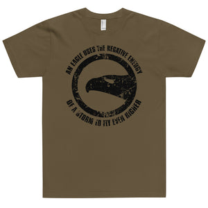 Eagle Fly T-Shirt (MADE IN THE USA)