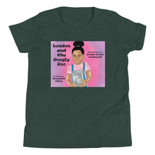 Load image into Gallery viewer, London and the Googly Goo Youth Short Sleeve T-Shirt