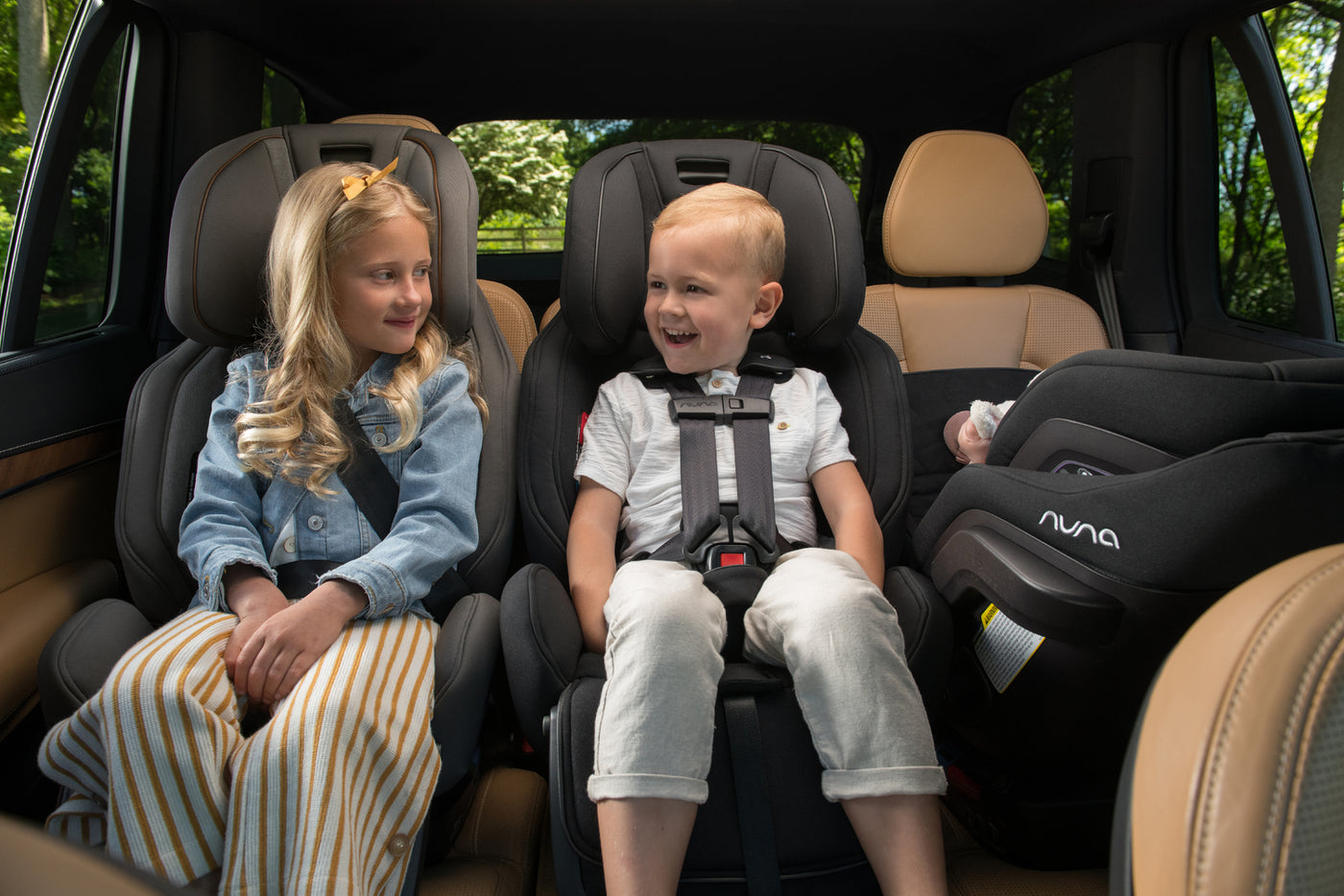 All-in-One Car Seats