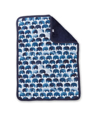 Oilo Elephant Cuddle Blanket