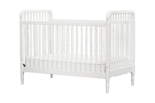 Million Dollar Baby Classic Liberty 3-in-1 Convertible Crib with Toddler Conversion Kit