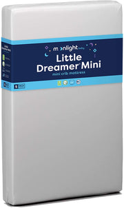 Moonlight Slumber Little Dreamer Mini Crib Mattress