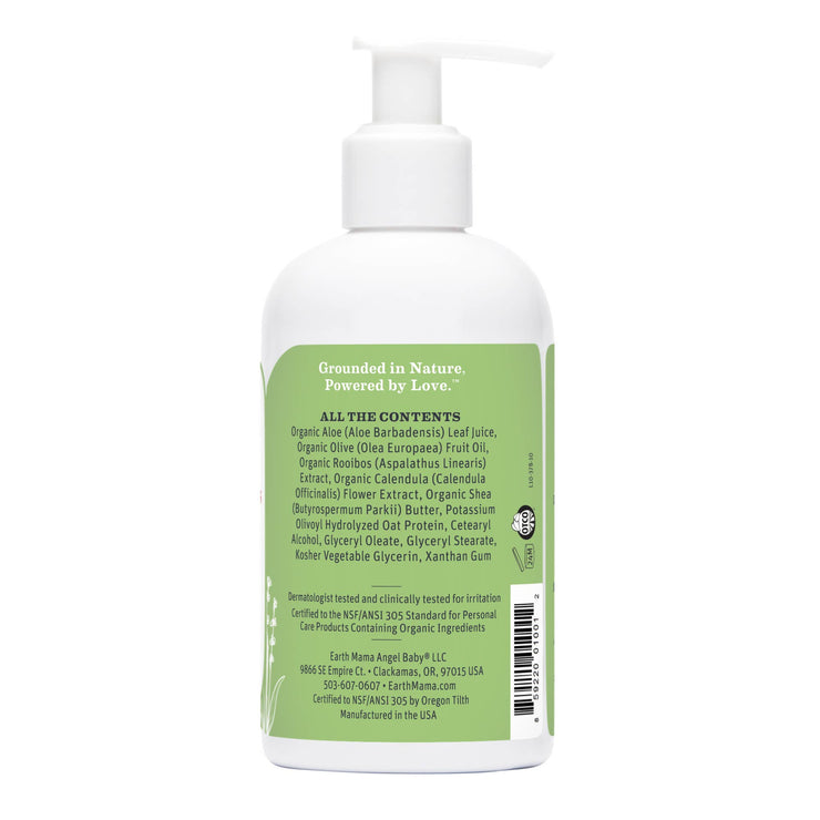 Earth Mama Simply Non-Scents Baby Lotion