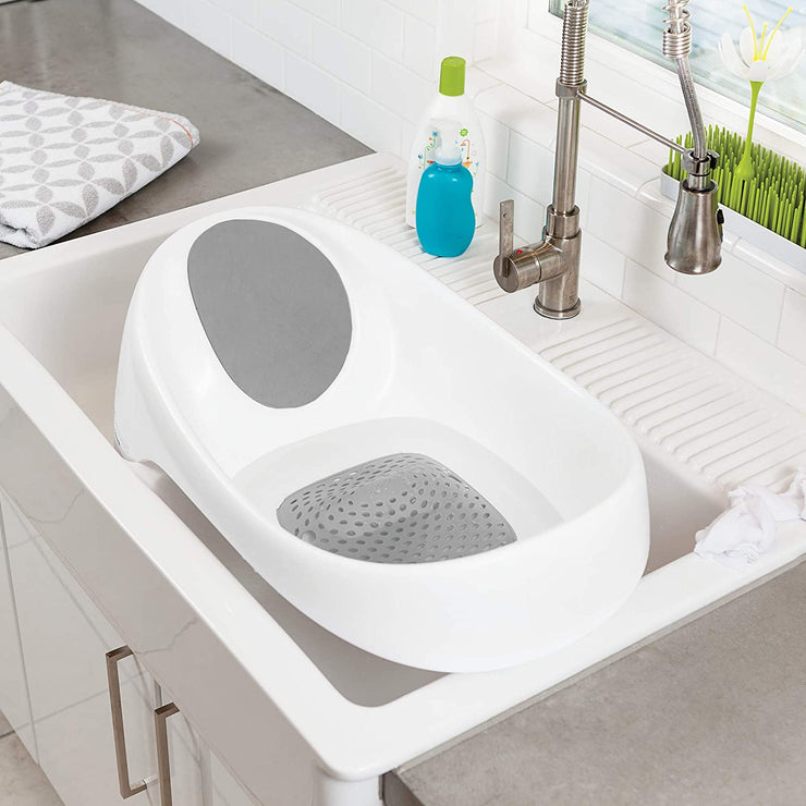 Boon Soak 3-Stage Bathtub