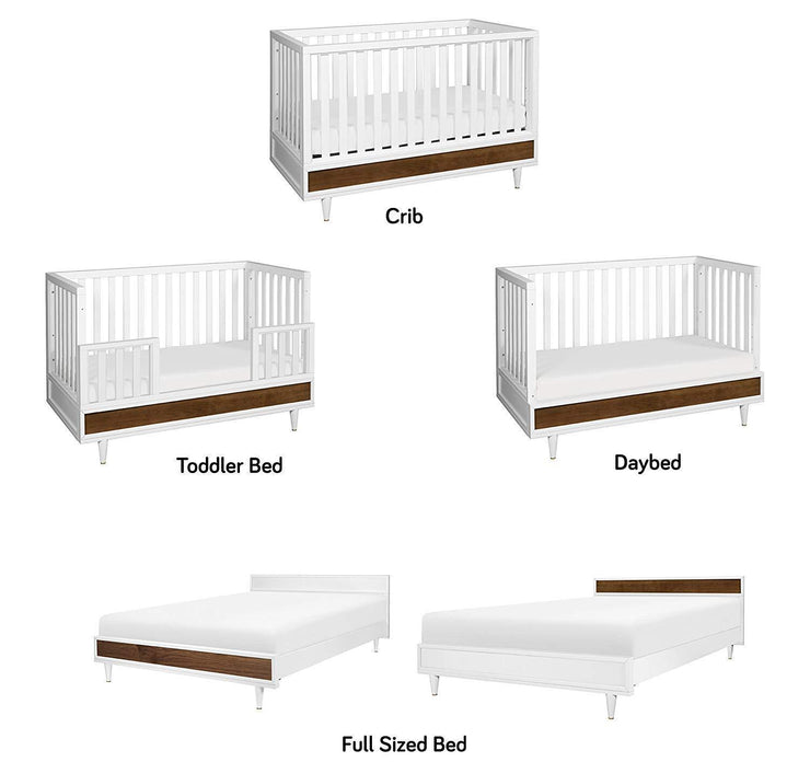 Babyletto Full-Size Bed Conversion Kit for Eero Crib