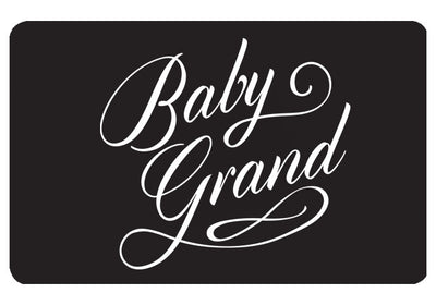 Baby Grand Gift Card