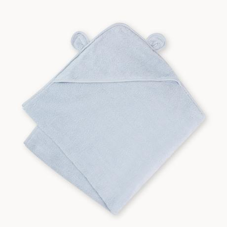 Natemia Organic Cotton Hooded Bath Towel