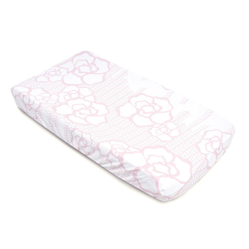 Oilo Capri Jersey Changing Pad Cover