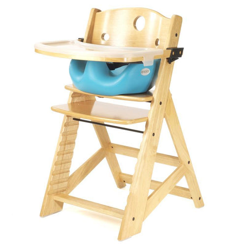 Keekaroo Height Right High Chair Natural