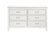 Million Dollar Baby Classic Darlington 6-Drawer Dresser