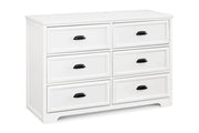 DaVinci Charlie Homestead 6-Drawer Double Dresser - IN STORE PICK-UP ONLY