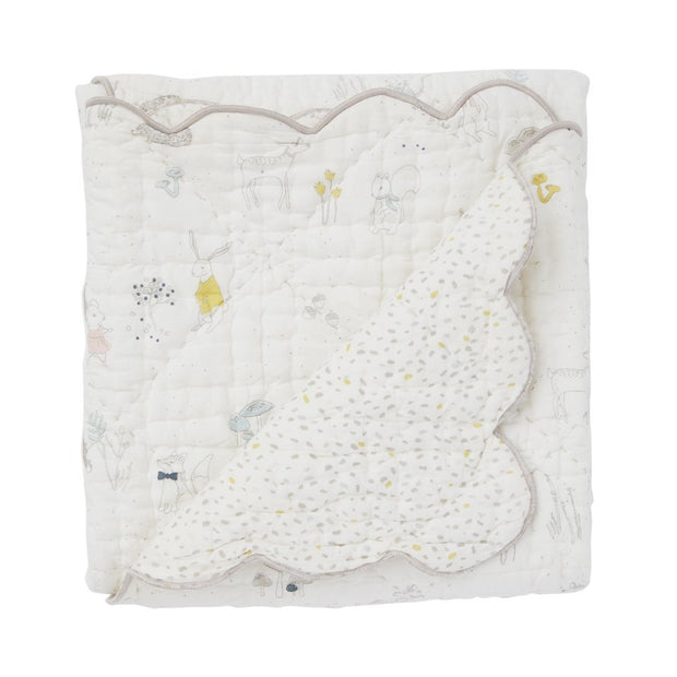Petit Pehr Magical Forest Blanket