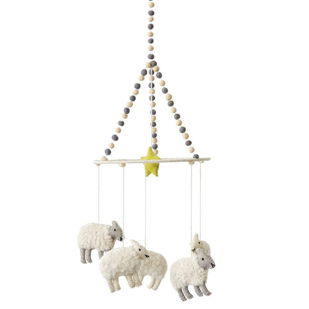 Petit Pehr Counting Sheep Mobile