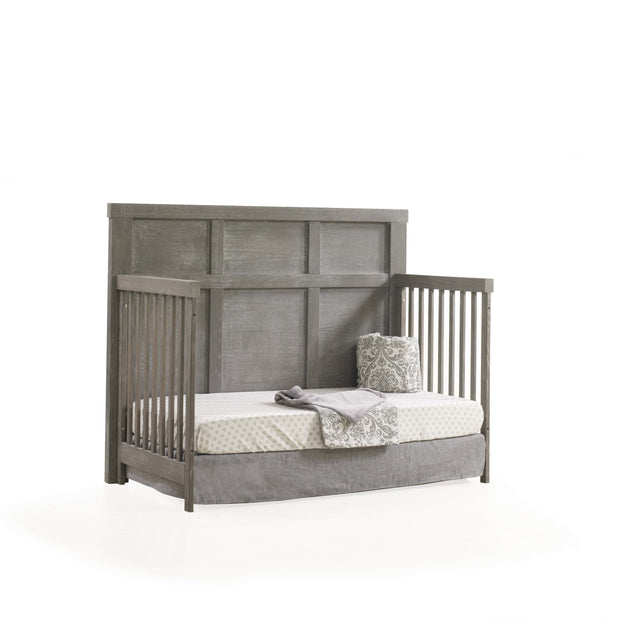 Natart Rustico 5-in-1 Convertible Crib