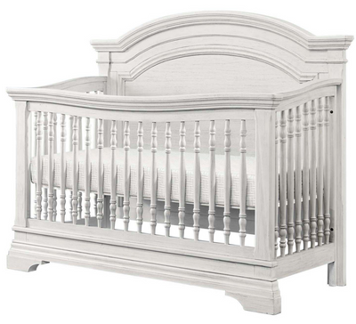 Westwood Design Olivia Arch Top Convertible Crib