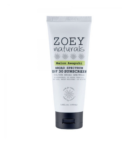 Zoey Naturals Broad Spectrum Sunscreen SPF 30