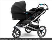 Thule Urban Glide Bassinet - Black
