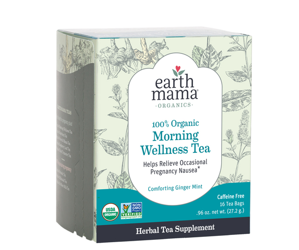 Earth Mama Morning Wellness Tea