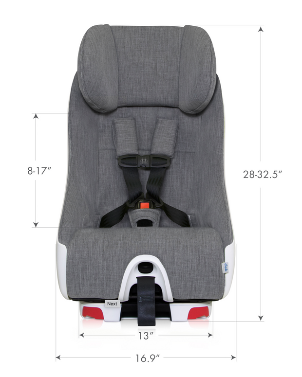 Clek Foonf Convertible Car Seat 2021