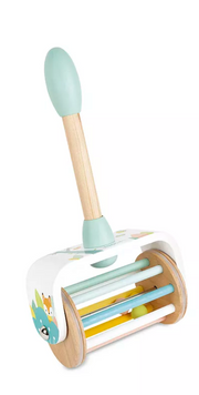 Janod Pure Wooden Push Toy