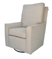1st Swivel Luce Nursery Glider Chair