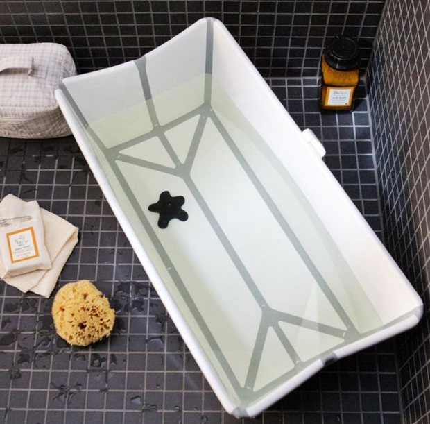 Stokke Flexi Bath and Newborn Support Set