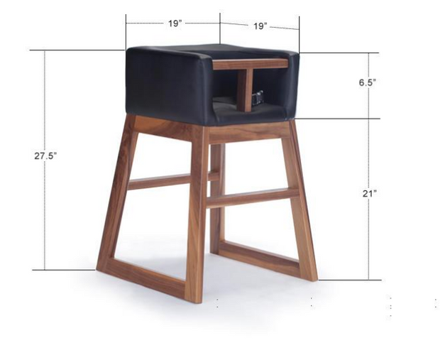 Monte Design Tavo High Chair