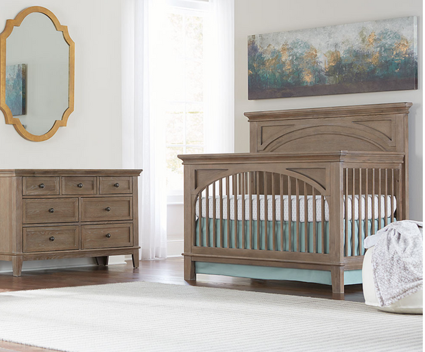 Westwood Design Leland 2 Piece Nursery Set