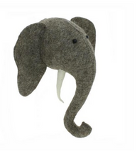 Elephant Head Mini Fiona Walker
