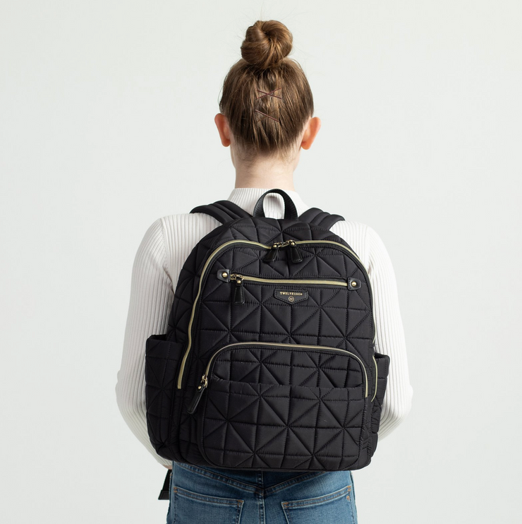 Companion Backpack in Black