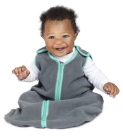 Baby DeeDee Sleep Nest Fleece Teal 1.2