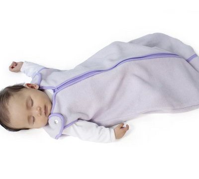 Baby DeeDee Sleep Nest Fleece Lavender 1.2