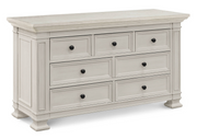 Franklin & Ben Classic 7-Drawer Double Dresser