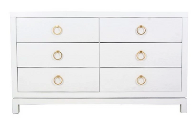 Newport Cottages Artisan Double Dresser