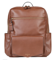 Peek-A-Boo Backpack in Toffee