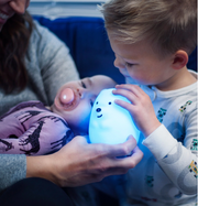 LumiPets Bear Nightlight Bluetooth Speaker