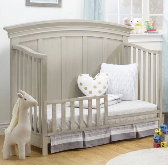 Sorelle Toddler Verona Conversion Rail