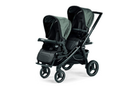Peg Pérego Team Double Stroller Onyx