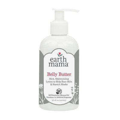 Earth Mama Belly Butter 8 oz.