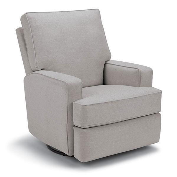 Best Chairs Ellie Swivel Glider Recliner