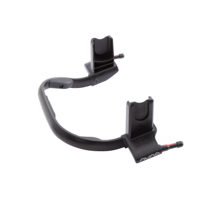 Nuna Pipa car seat adapter for BOB single strollers (2016 and newer models)