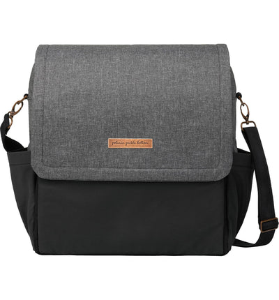 Boxy Backpack in Graphite / Black
