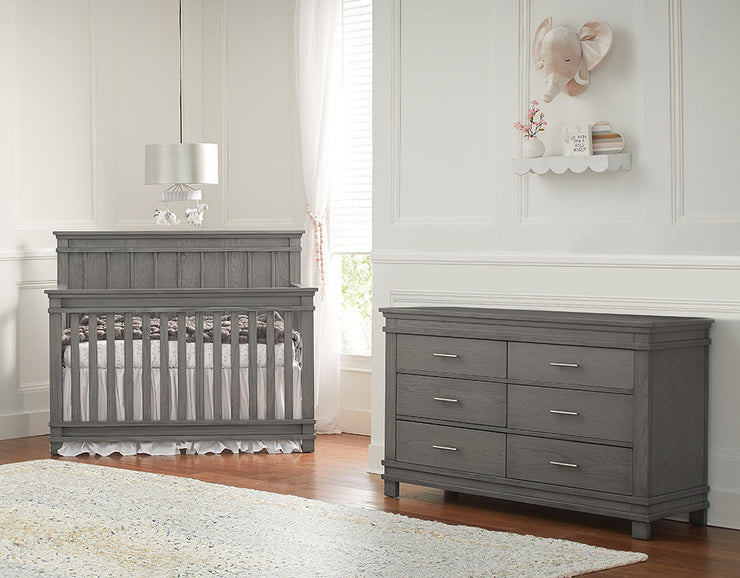 Dolce Babi Crib and Dresser Set