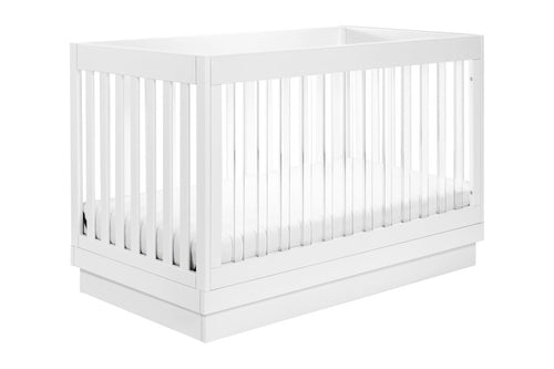 Babyletto Harlow Acyrlic 3-in-1 Convertible Crib
