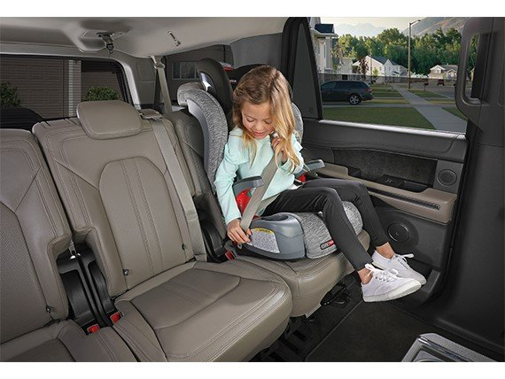 Britax Grow With You ClickTight Booster Car Seat (formerly Frontier)